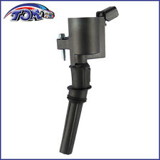 BRAND NEW IGNITION COIL W/ BOLT FOR LINCOLN FORD MERCURY LINCOLN DG508 FD503