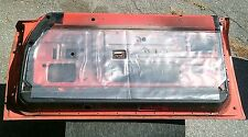 1966-70 MoPar B-body door and window panel plastic moisture barriers
