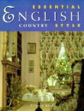 Essential English Country Style (Essential Style),VERYGOOD Book