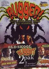 Old Skool 2 Pak - Back Road Diner/Bugged (DVD, 2006) Troma Team Moive
