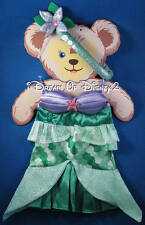 DISNEY DUFFY BEAR FRIEND SHELLIEMAY ARIEL MERMAID COSTUME DRESS fit BUILD A BEAR