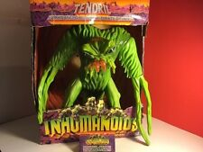 VINTAGE INHUMANOIDS ACTION FIGURE NIB BOX HASBRO 1986 TENDRIL PLANT MONSTER RARE