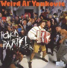 WEIRD AL YANKOVIC : POLKA PARTY (CD) sealed