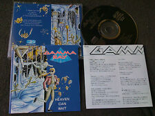 GAMMA RAY/ heaven can wait /JAPAN LTD CD