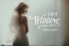 40 Wedding  presets for  Adobe Lightroom and Camera Raw. Digital download