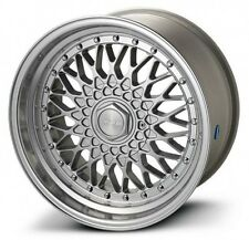 """18"""" MERCEDES VITO 03-11 STUNNING DARE DR RS  ALLOY WHEELS 5x112 ET45 SILVER RIMS"""