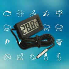 1 x CX-10 LCD FISH TANK eau détecteur thermomètre AQUARIUM numérique