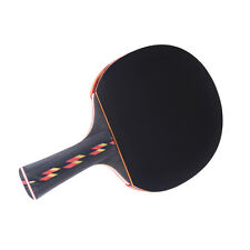 Table Tennis Racket Ping Pong Paddle Bat w/ Racket Carrying Case Bag Friendship