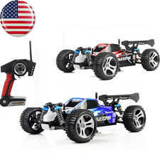 Big Sell Wltoys A959 2.4G Vortex 4WD Off-Road Buggy 50KM/H 1/18 Scale RC RTR Car