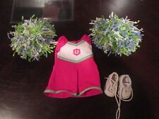 American Girl MYAG CHEERLEADER OUTFIT Molly Kit Julie Emily