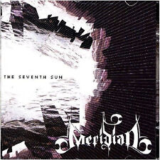 MERIDIAN-THE SEVENTH SUN-CD-black-metal-morgul-emperor-rare