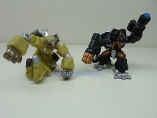 Transformers Movie 2007 Robot Heroes Action Figures IRONHIDE BONECRUSHER