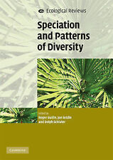 Speciation and Patterns of Diversity (Ecological Reviews), , Very Good condition