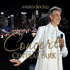 Andrea Bocelli - Concerto: One Night In Central Park ( CD - Album )