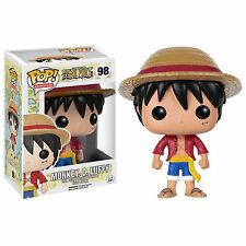Funko One Piece POP Monkey D. Luffy Vinyl Figure NEW Toys Funko Anime