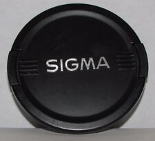 Used Sigma 72mm Lens Front Cap made in Japan genuine  B11956