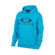 OAKLEY GRIFFIN HOODIE SWEATSHIRT MENS LARGE PACIFIC BLUE NEW 4722300RT PULL OVER