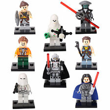 Rogue One A Star Wars Story Darth Rowan NAARE 8 Minifigures Building TOYS lEGO