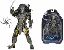 "NECA PREDATORS SERIES 15 (AvP) - MASKED SCAR PREDATOR - 8"" action figure"