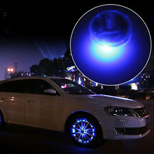 waterproof Solar Energy Auto Flash LED Car Wheel Tire Valve  Light Lamp Decor