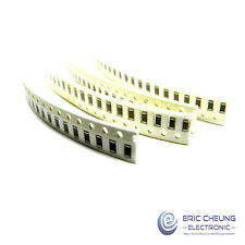 100pcs 33pF SMD 1206 Capacitor NEW ROHS Surface Mount