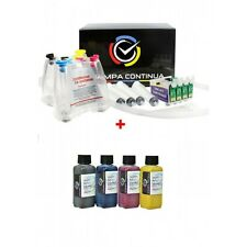 CISS SYSTEM 18 / 18XL FOR EXPRESSION HOME XP-412 + 400ML OF INK