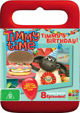 Timmy Time: Timmy's Birthday * NEW DVD *
