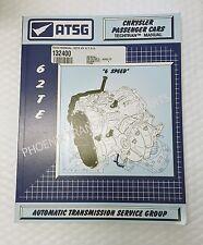62TE Transmission ATSG Technical Repair Rebuild Manual 2006 & Up