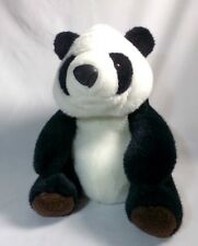 Cute Cuddly Black and White Panda Bear Stuffed Animal Plush Toy 13""