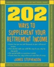 202 Ways to Supplement Your Retirement Income-ExLibrary