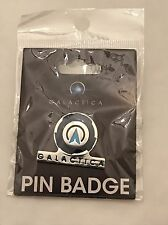 Alton Towers Galactica Pin Badge. (Merlin, Thorpe Park, Chessington)