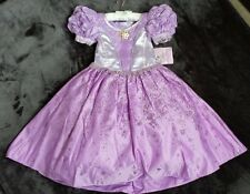 NEW Disney Princess Rapunzel Purple DELUXE Gown dress 3t