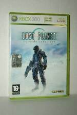 THE LOST PLANET EXTREME CONDITION USATO XBOX 360 EDIZIONE ITALIANA PM1 44184