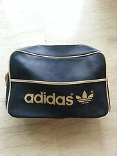 DEADSTOCK  ADIDAS RUNNER BAG VINTAGE OLD RARE ANNI 80 LEATHER ORIGINALE BORSA