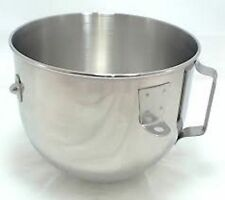 240340-2 - 5QT Stainless Steel Bowl w/ Handle for KitchenAid Stand Mixer*