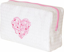 Ogilvies Amore Cosmetic Bag Small Toiletry Pouch