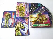 saint seiya knigths of the zodiac saga of the sanctuary set 52 special cards