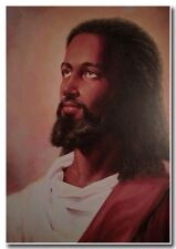 AFRICAN AMERICAN ART & PRINTS- Black Jesus I-20 x 16 New Unframed)