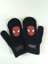 Times Square New Years Eve Official 2014 Spiderman Mittens Gloves Childrens Boys