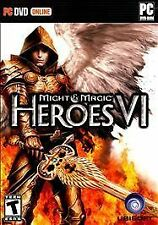 Might & Magic Heroes VI 6 (PC, 2011) Brand NEW Computer DVD ROM - SEALED
