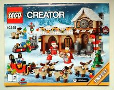 *! New Lego Santa's Workshop 10245 Instruction Booklet 2 !!