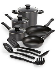 Tools of the Trade Hard-Anodized 12-Piece Nonstick Cookware Utensil Set NEW