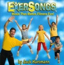 Exersongs Music That Makes Fitness Fun! by