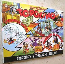 TOPOLINO STRISCE GIORNALIERE 1946 REVIVAL COMICS - PIU' CHE OTTIMO