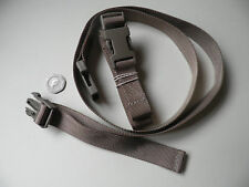 Coyote Tan Utility Straps, x 2.  New.