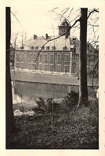 Chateau de la Follie in Ecaussinnes Belgien