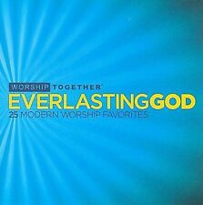 Everlasting God: 25 Modern Worship Favorites by Various Artists (CD, Mar-2008)