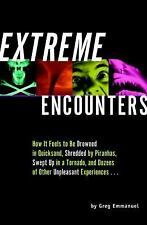 Extreme Encounters: How It Feels to Be Drowned in Quicksand, Shredded by Piranha