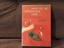 How To Tie Freshwater Flies, Kenneth E. Bay. Winchester Press. 1974