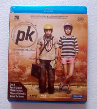 PK - Original Blu-ray Bluray - Aamir Khan, Anushka ~ Bollywood Hindi Movie